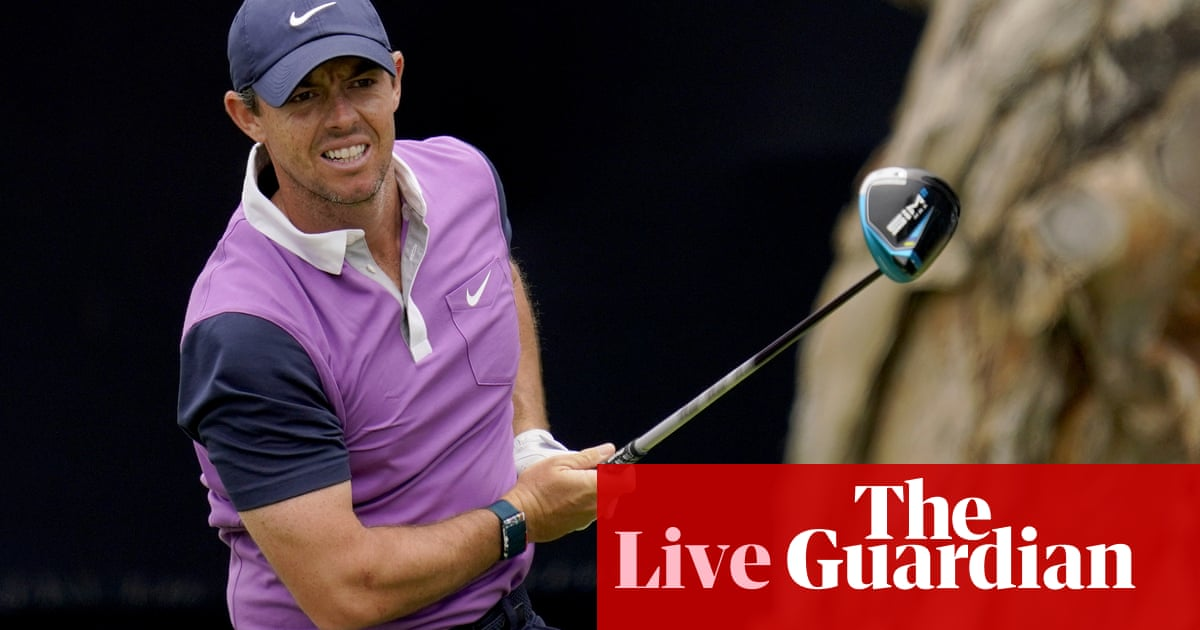 US Open golf 2021: final round – live! - the guardian