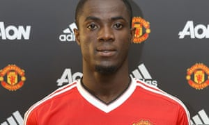 Manchester United unveil their new signing Eric Bailly after the defender moved from Villarreal