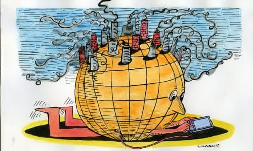 Our phones and gadgets are now endangering the planet | John