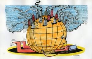 Illustration: Andrzej Krauze