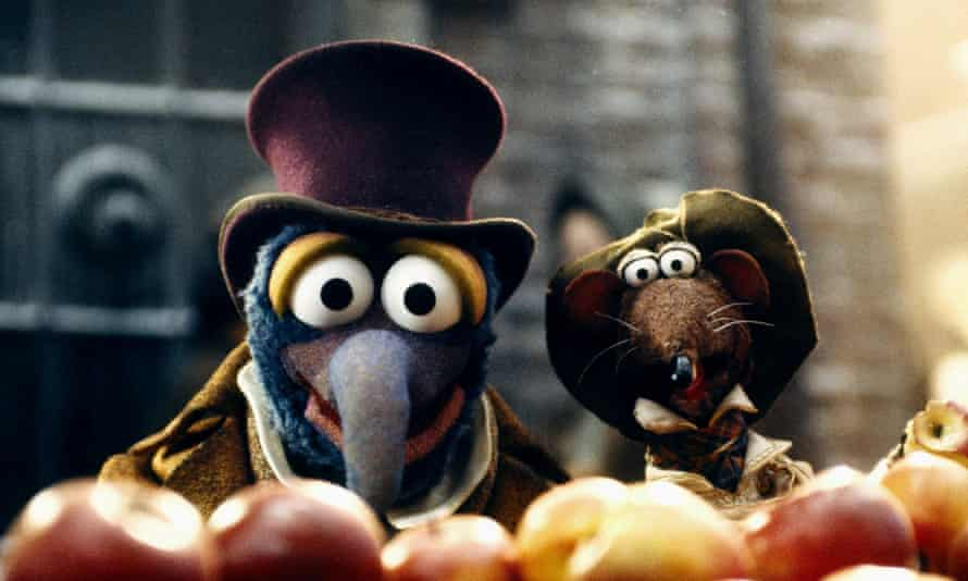 Gonzo and Rizzo.