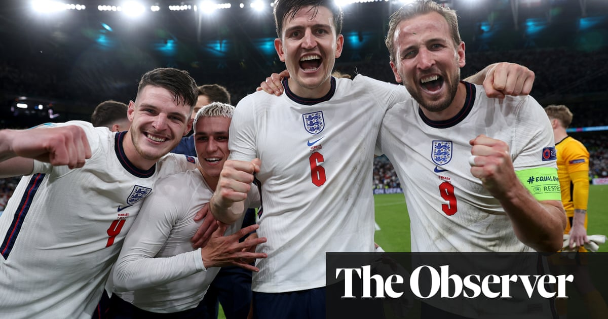 Trip to Euro 2020: how England squad recovered from their lowest moments