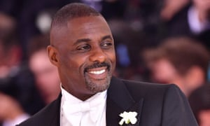 Idris Elba is no dinosaur.