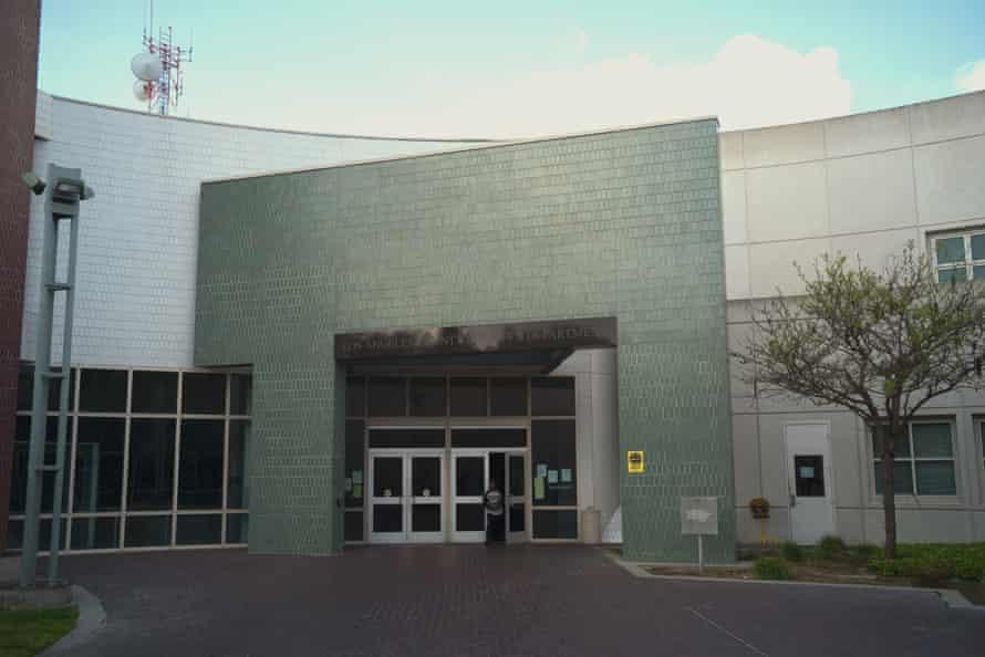 Century Regional Detention Facility in Lynwood, California.
