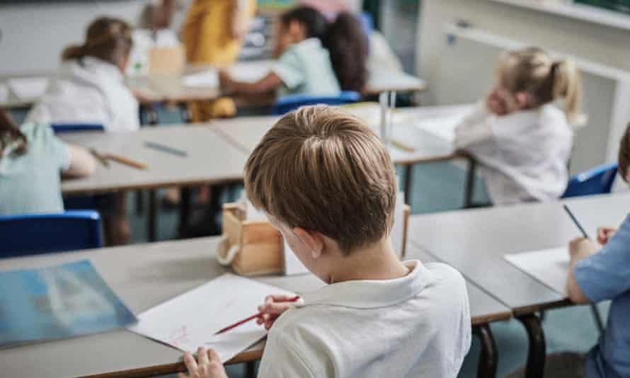 Are children coming under pressure?