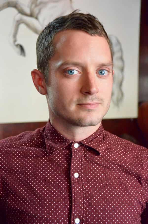 Elijah Wood at the White Horse Taven, New York June 2015