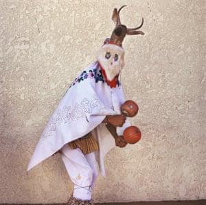 Mayo Chapakoba | Fariseo Mimicking Deer Dancer 2008