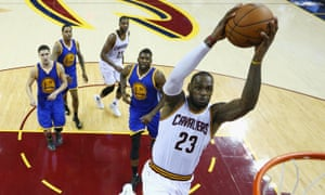 The Cleveland Cavaliers and the Golden State Warriors could face off in the NBA finals for the third straight year.
