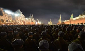 Winter is Coming is an urgent call about the political situation in Russia.