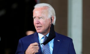 Joe Biden's campaign believes that Donald Trump's attacks on the former vice-president are not sticking.