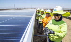 The San Pablo Raceway Project, managed by sPower, is a new 100-MW solar project in Los Angeles County. The project started to deliver power to CleanPowerSF customers in August 2019.