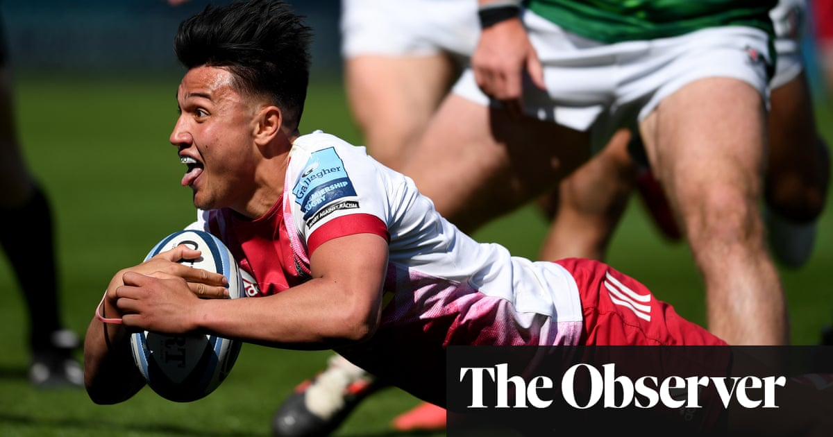 Marcus Smith's late show gives 14-man Harlequins win over London Irish