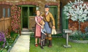 Tender and moving … Ethel & Ernest.