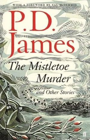 PD James The Mistletoe Murders