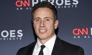 Chris Cuomo is the son of former New York governor Mario Cuomo and brother of the state's current governor Andrew Cuomo.