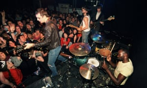Picture By: James Looker / Retna Pictures - The Libertines performing live atThe Libertines performing live at Barfly, Camden in October 2003.; Job: 82214; Ref: JLR; (Photo by John Powell/Photoshot/Getty Images)