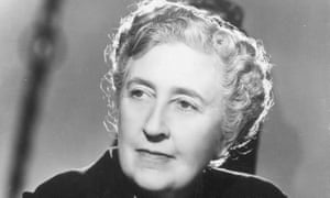 Agatha Christie: now you see her, now you don't