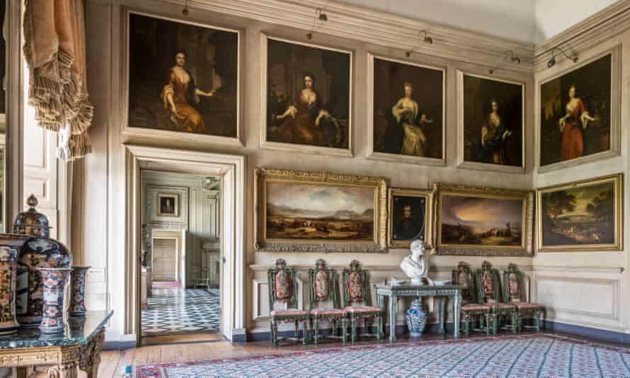The Beauty Room at Petworth House