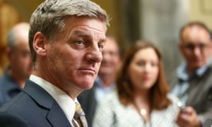 National party deputy leader Bill English, who was backed by John Key as his successor.