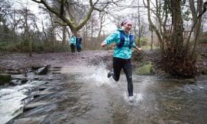 Sheffield running