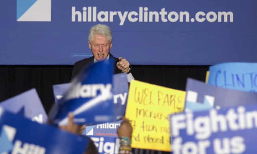 Bill Clinton in Philadelphia
