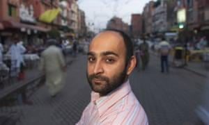 Mohsin Hamid Lahore