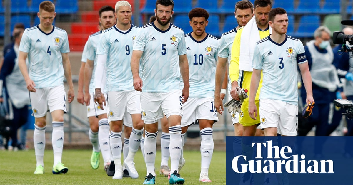 Scotland will not take knee at Euro 2020 but pledge to 'tackle racism'