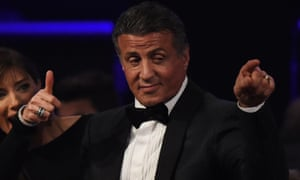 'He was born in Hell's Kitchen, New York City, to an astrologer mother and a father whom Stallone claimed ate raw sparrows and rabbit entrails' … Sylvester Stallone.