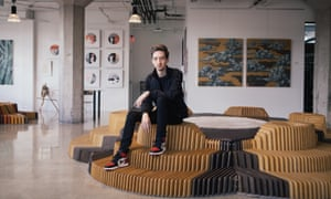 Cole Cuchna: 'It's me proving that these are seminal works.'