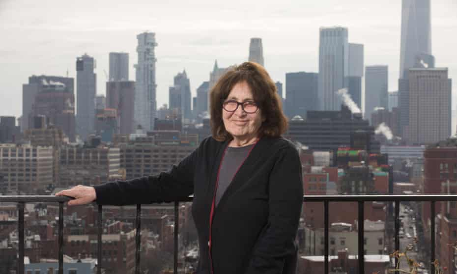 Susan Brownmiller at her home in New York.