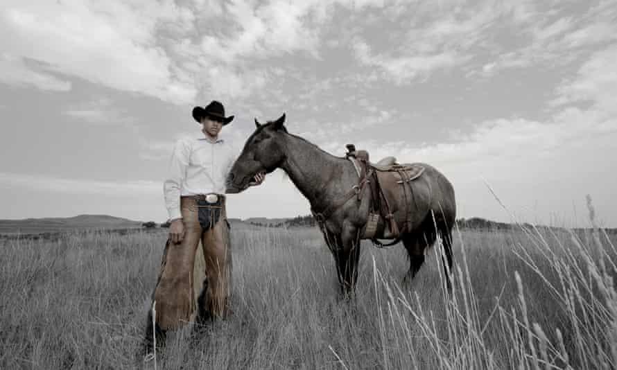 Steven Yellowtail, tribal affiliation: Crow Nation