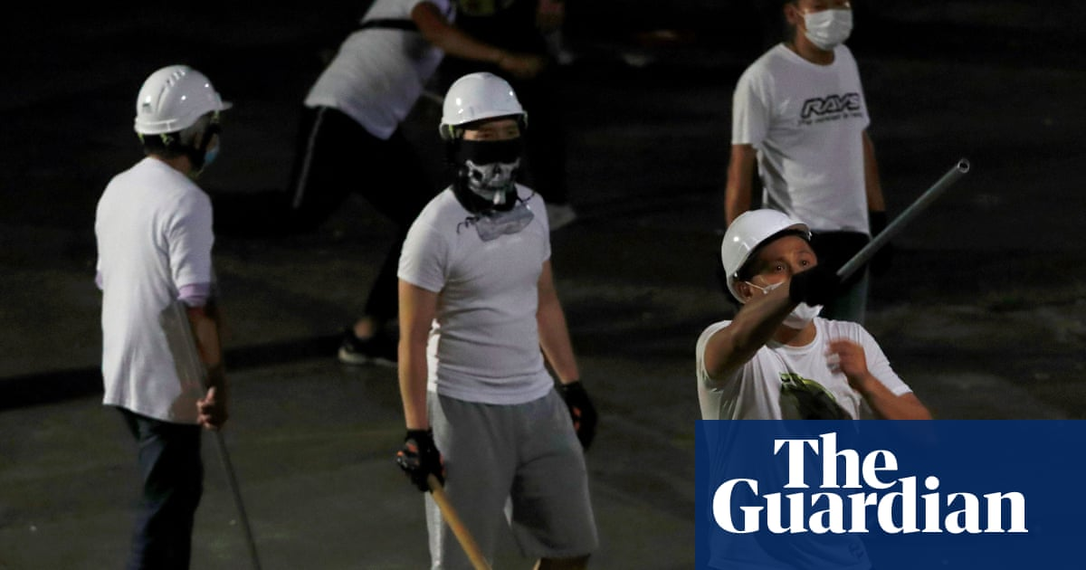 Hong Kong TV journalist charged over report on police misconduct