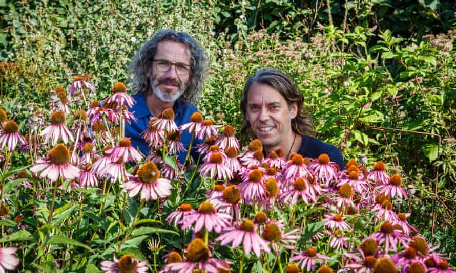 Pukka Herbs founders Sebastian Pole and Tim Westwell
