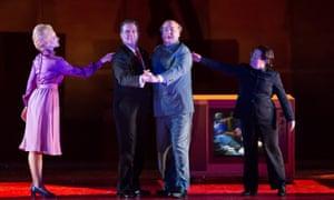Houston Grand Opera's production of Nixon in China.