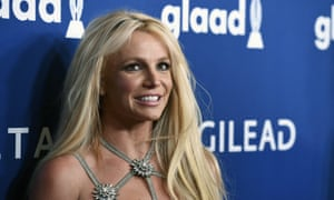 'We will feed each other, redistribute wealth, strike' ... Britney Spears pictured in April 2018.
