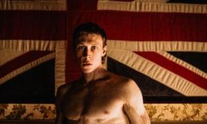 Criminal apprentice … George MacKay as Ned Kelly.