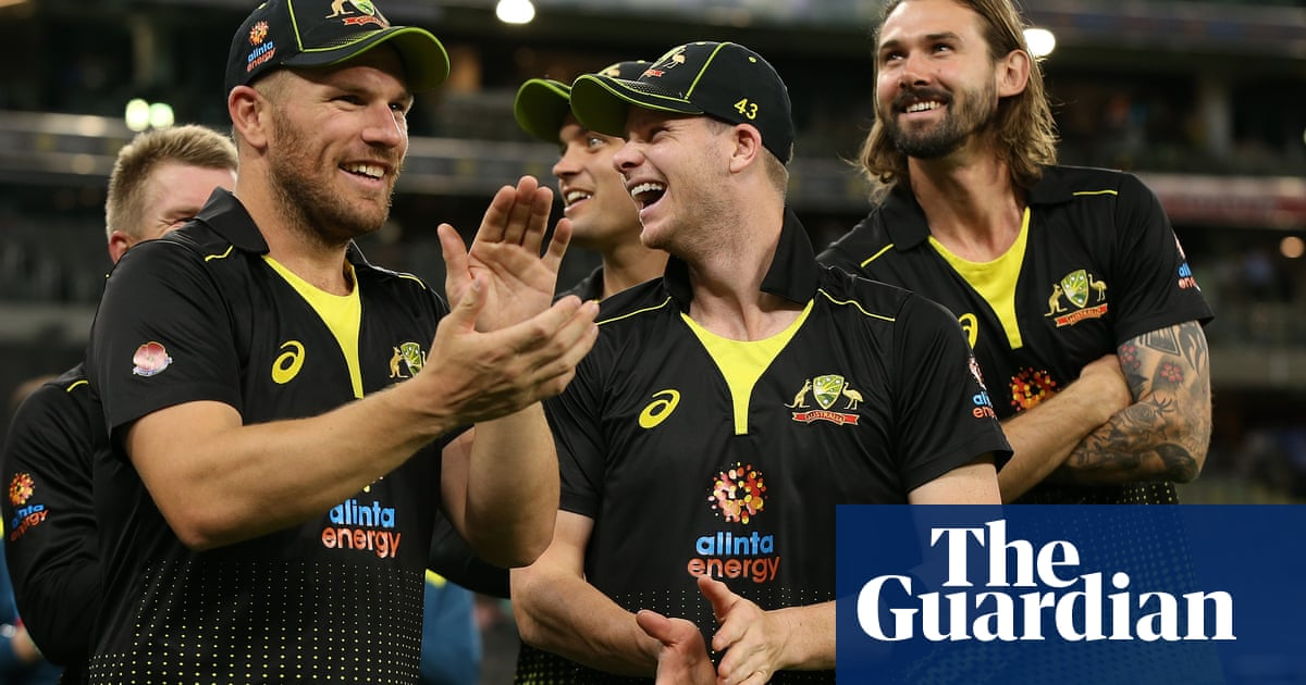 Aaron Finch leads Australia thrashing of Pakistan to seal 2-0 T20 series win