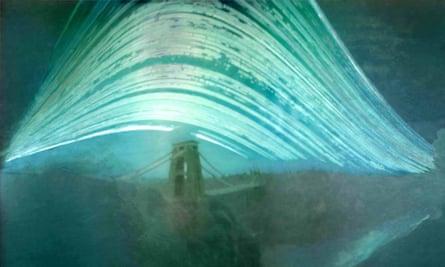 Justin Quinnell's image of the Clifton suspension bridge, Bristol.