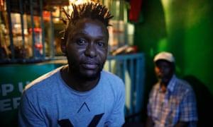 Kenyan LGBT activist Mombo Ngua