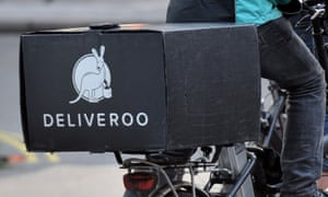 The union faces a £10,000 bill for costs relating to an unsuccessful attempt to win union recognition at Deliveroo.