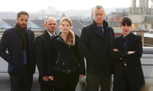 Seldom has a double murder been made less exciting … DCI Banks.