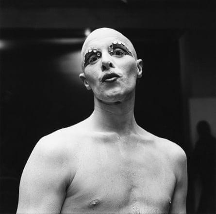 Larry Ree Backstage c. 1973