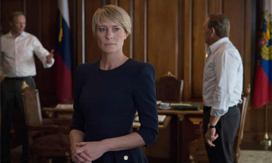 It takes three episodes for House of Cards to win people over.