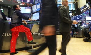 Markets celebrate an easing in the US-China trade dispute.