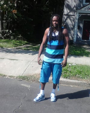 A photo of Tyrone West, who died almost two years before Freddie Gray.
