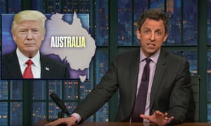 NBC US comedy talk show Late Night with Seth Meyers