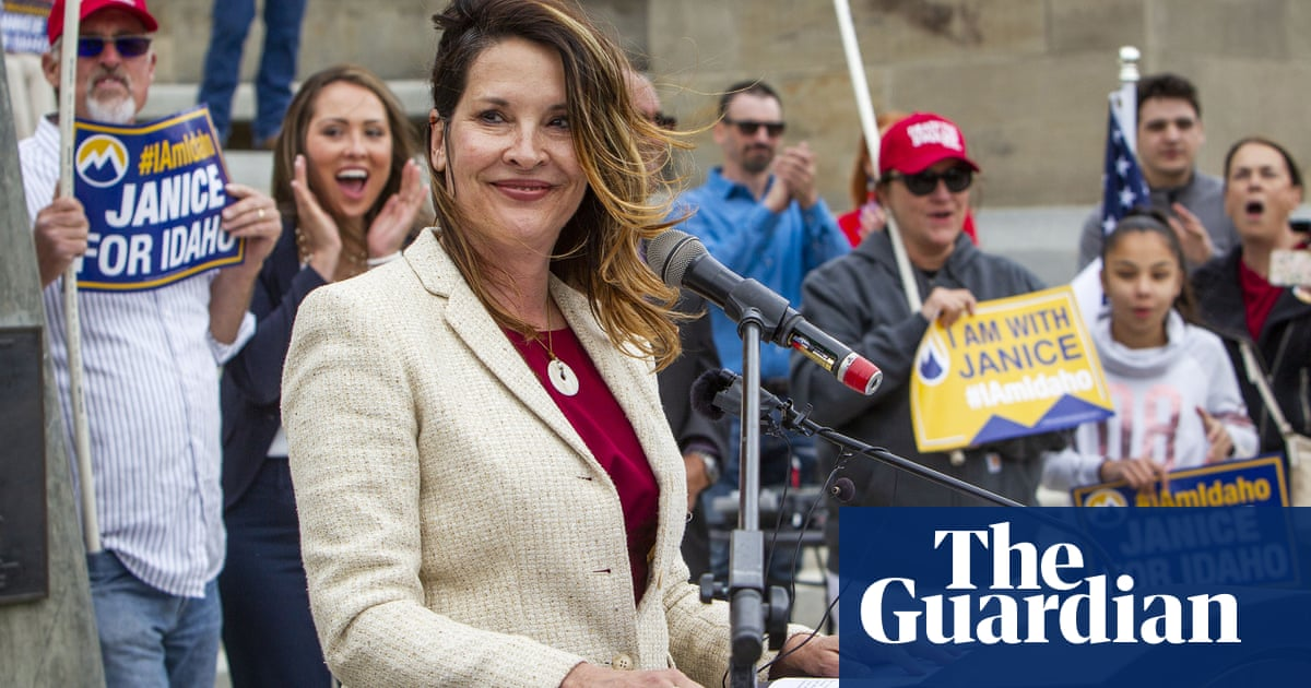 'Tyranny': Idaho governor repeals lieutenant's mask mandate ban