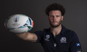 """Duncan Taylor says facing Ireland in their first game is a """"massive challenge"""" for Scotland."""