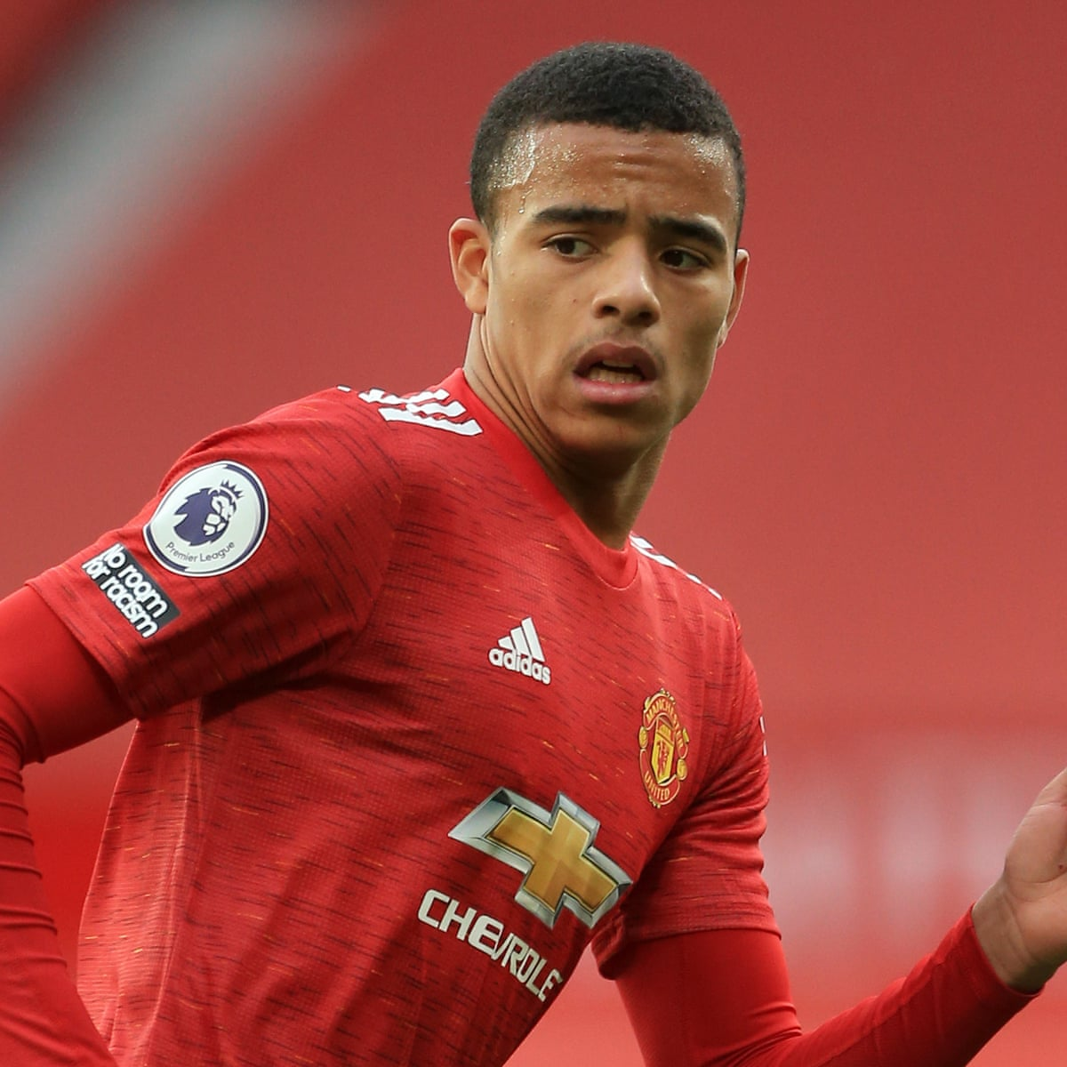 Mason Greenwood Warned Over Discipline By Manchester United Football The Guardian