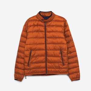 Quilted jacket, £39.99 zara.com
